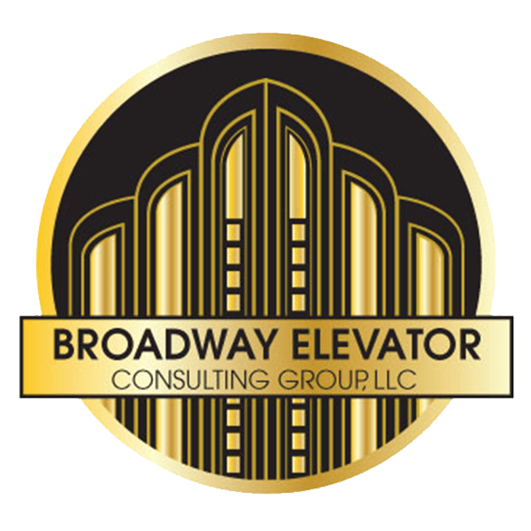 Broadway Elevator Logo Design NYC