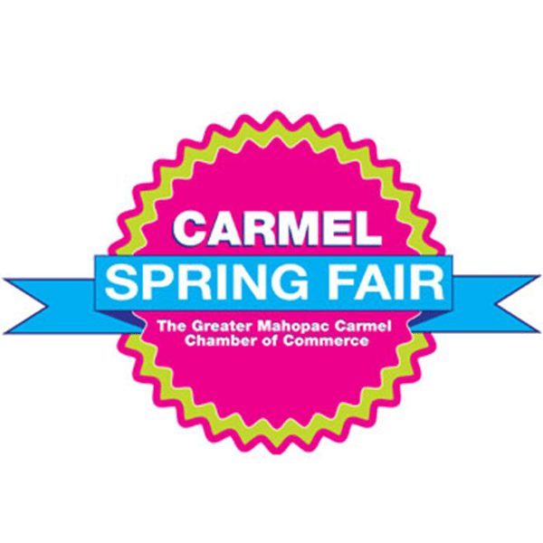 Mahopac Carmel Chamber of Commerce Logo Design for Spring Street Fair