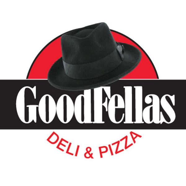 GoodFella's Deli and Pizza Logo Design