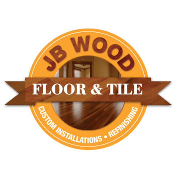 JB Wood Floor and Tile Website and Logo Design