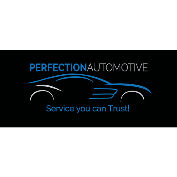 Perfection Automotive Logo Design