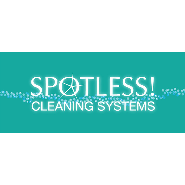 Spotless Cleaning Systems Logo Design