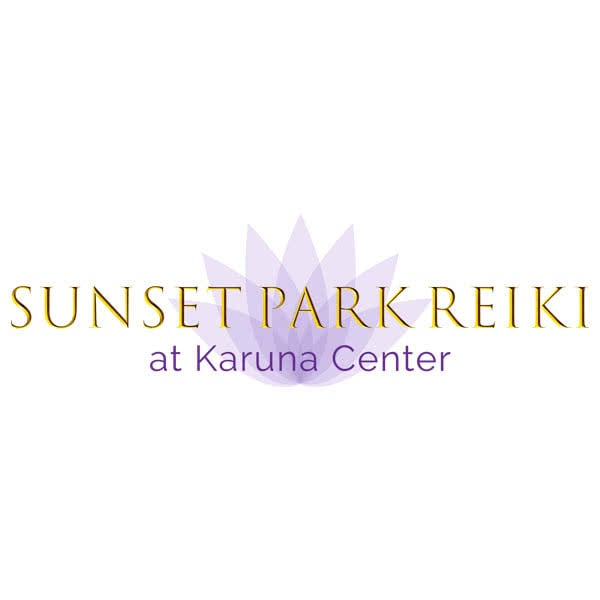 Sunset Park Reiki Logo Design