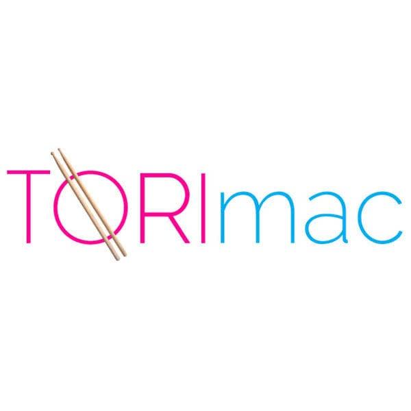 Tori Mac (Drummer) Logo Design