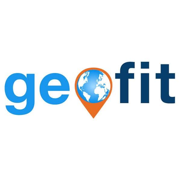 Geofit Logo Design