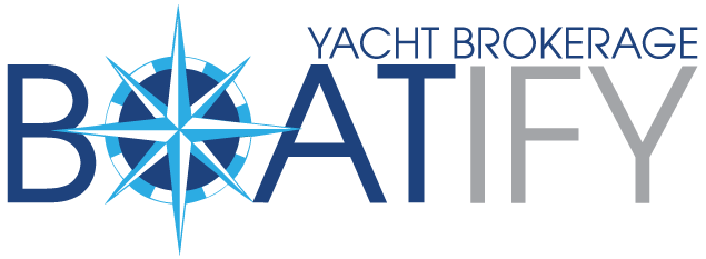 Boatify Yacht Brokerage Logo
