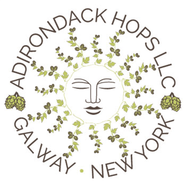 Logo Design - Adirondack Hops