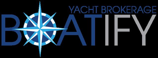 Boatify Yacht Brokerage Logo