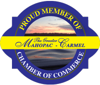 Mahopac Carmel Chamber of Commerce Proud Member Seal