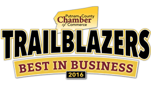 Putnam County Chamber of Commerce Trailblazers logo